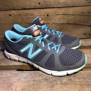 New Balance 550 v3 Blue Running Shoes